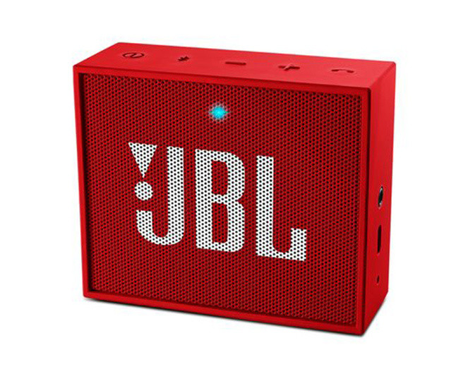 JBL GO zvučnik Red
