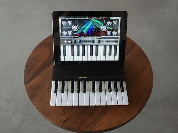 Play that funky music, iPad