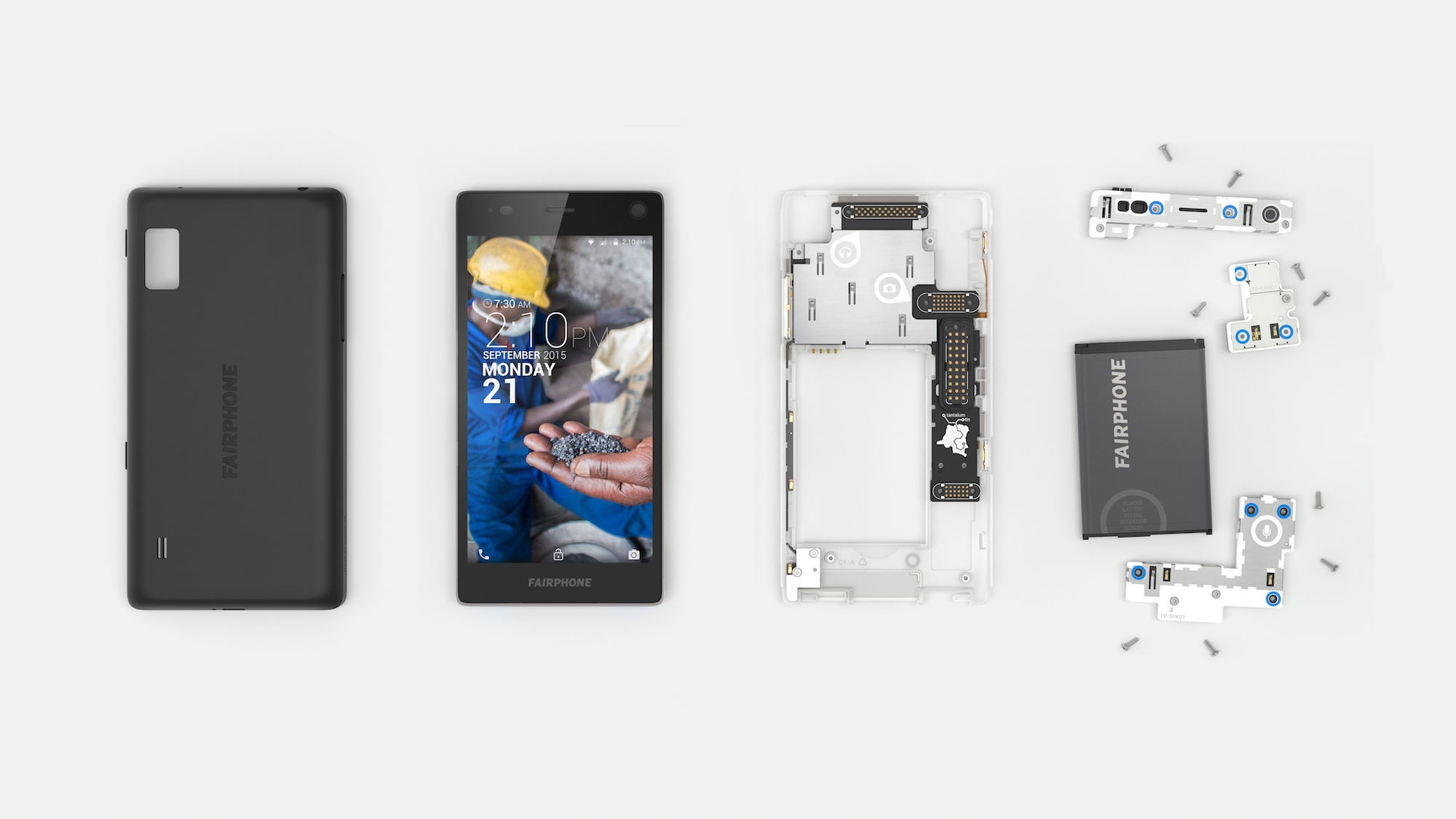 Fairphone 2 – modularni smartfon