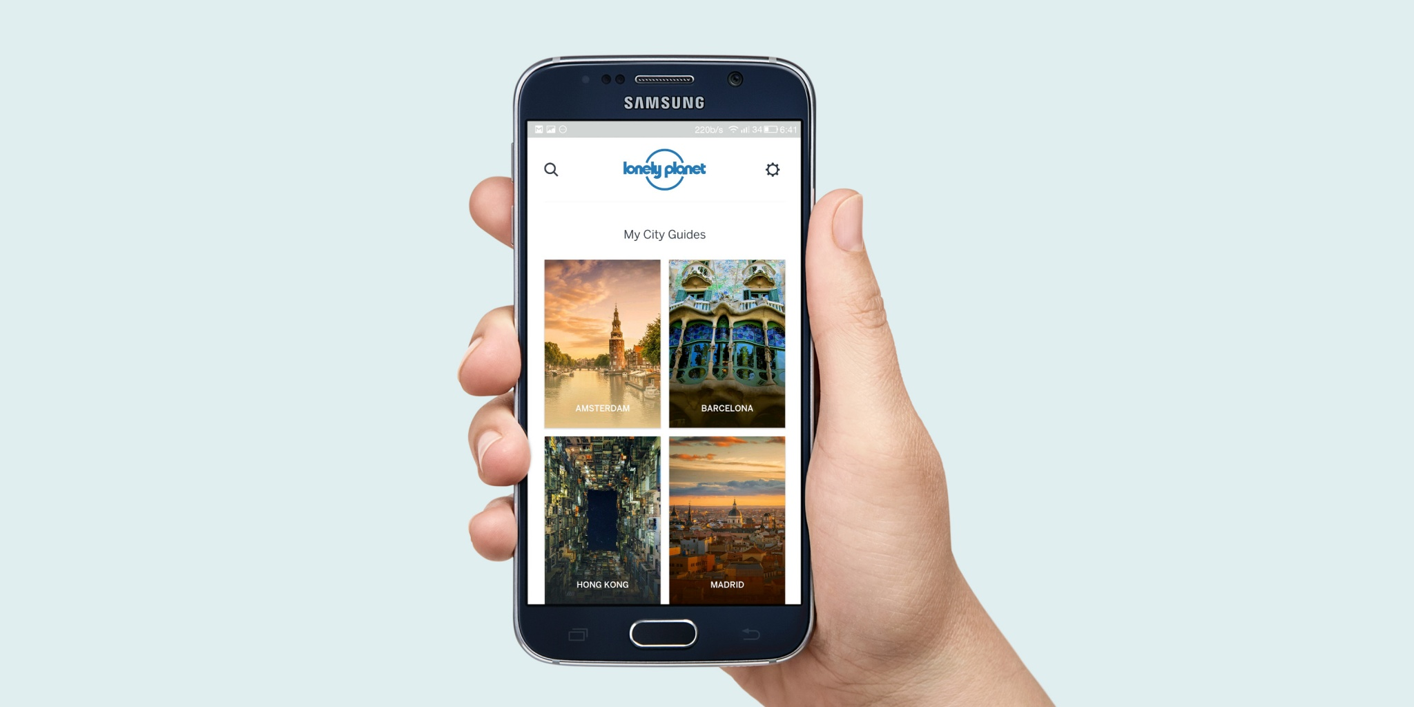 App tjedna: Lonely Planet