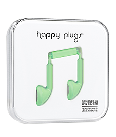 Happy Plugs: Slušalice Green