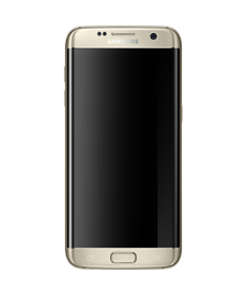 Samsung: Galaxy S7 edge gold