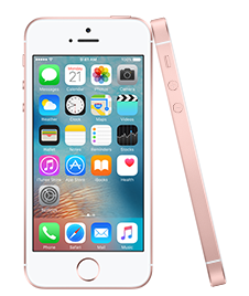 Apple: iPhone SE Rose gold