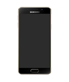 Samsung: Galaxy A3 Gold