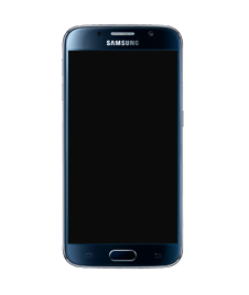 Samsung: Galaxy S6 Black