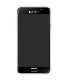 Samsung: Galaxy A3 Black
