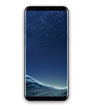 Samsung: Galaxy S8 + (black)
